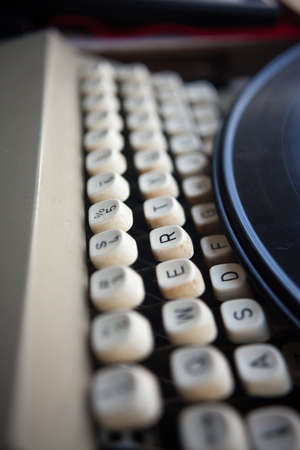 Typewriter Stock Photo - 17401510