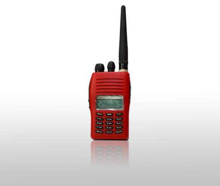 Radio communication Stock Photo