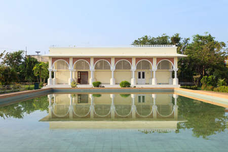 pattani thailand: Mezquita de Capital Pattani Hist�rico, Pattani Tailandia Foto de archivo