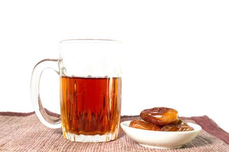 Datepalm Fruit and Organic Tea  photo