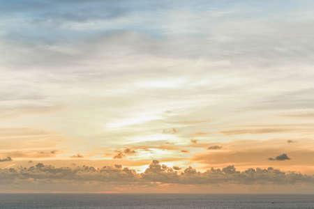 beautyful: Beautyful Sky in Sunset.