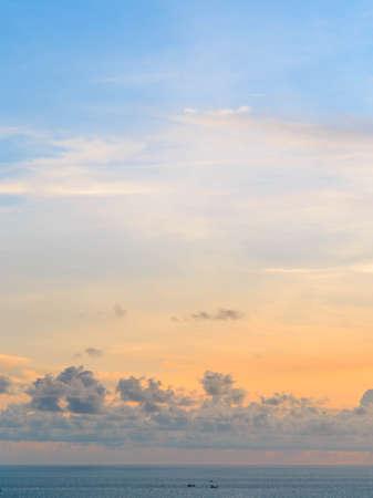 sunset sky: Beautyful Sky in Sunset.