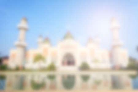 pattani thailand: Mezquita de Capital Hist�rica Pattani, Pattani Tailandia.