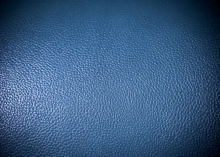 grung: blue leatherette Surface texture as background grung texture