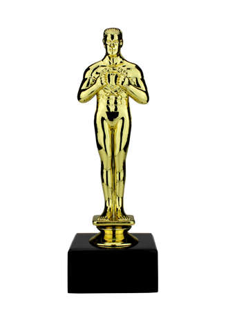 academy awards: Fake Oscar