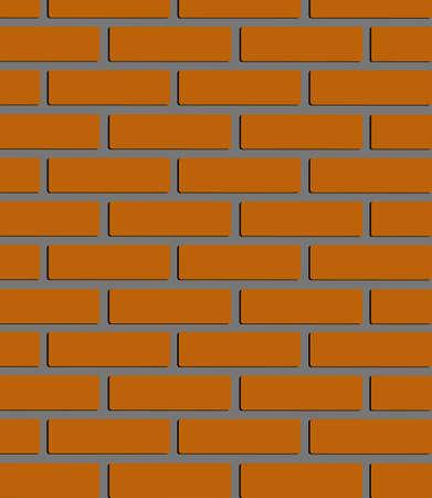 A brick wall texture Stock Vector - 15701127