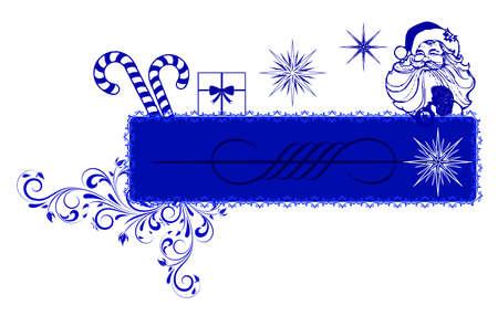 Grunge paint christmas background , element for design,  illustration Stock Vector - 16477850
