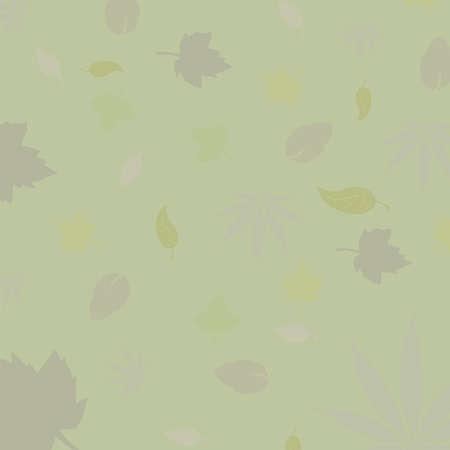 mottled background: art leaves autumn background card