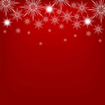 Vector illustration abstract Christmas Background - eps10  Stock Vector - 16770804