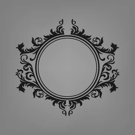 Vintage frame Stock Vector - 20490096