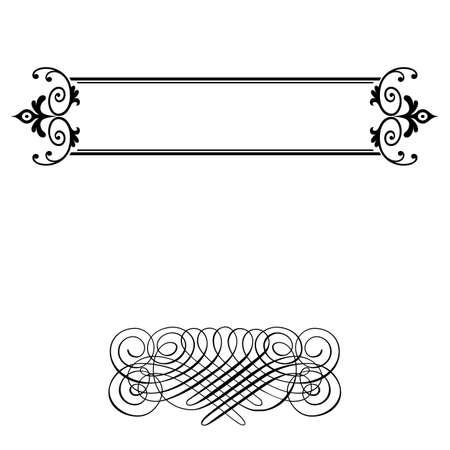 Vintage frame Stock Vector - 20794352