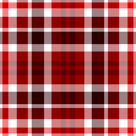 Tartan, plaid pattern. Seamless  Vector