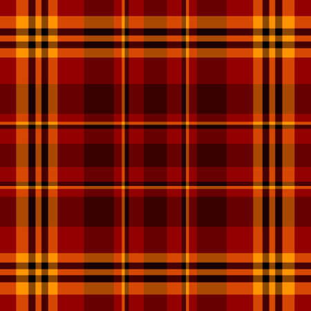 Tartan, plaid pattern. Seamless vector. Vector