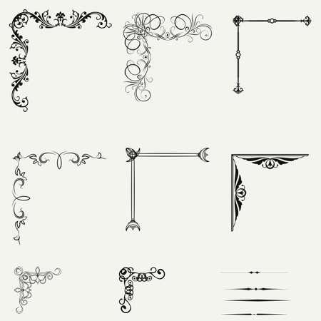 Bordes de pagina decorativos - Imagui