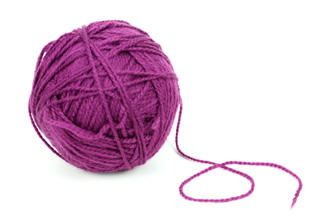 yarn: Ball of yarn
