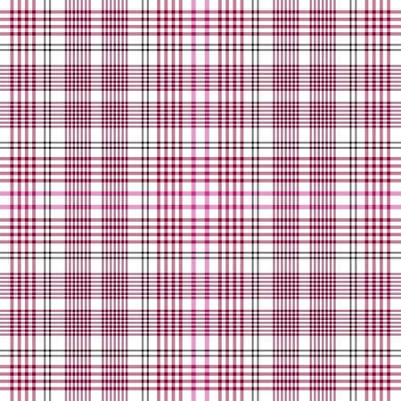brit�nico: Tartan tradicional checkered tecido brit�nico sem emenda Ilustra��o