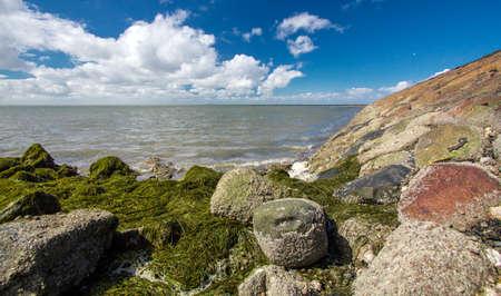 westerheversand: North Sea, Schleswig-Holstein. Germany Stock Photo