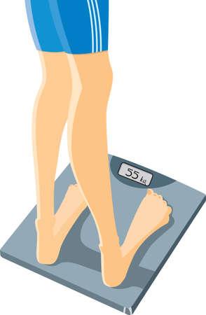 Weighing Vector