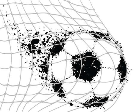 world sport event: Goal (Soccer Ball)