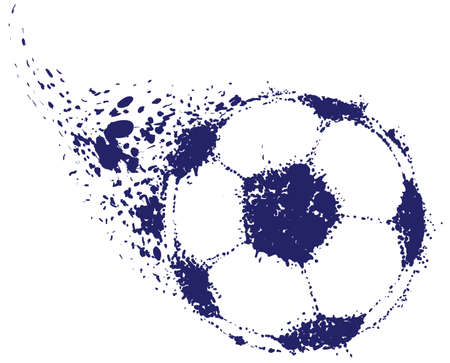 world ball: Soccer Ball Illustration