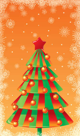 Christmas tree Stock Vector - 7358977