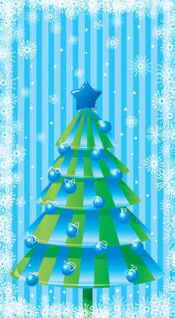 Christmas tree Stock Vector - 7358974