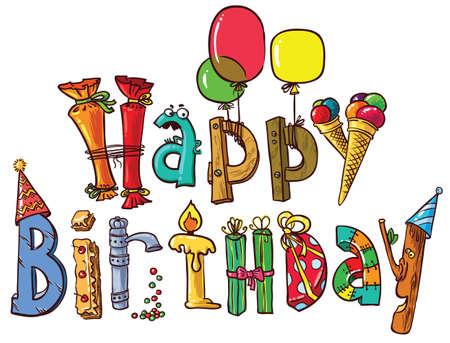hubcap: Happy Birthday