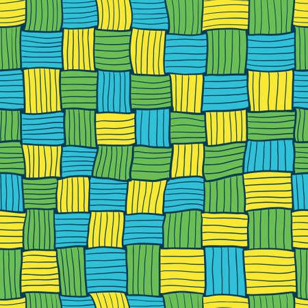matting: Abstract hand-drawn matting seamless pattern