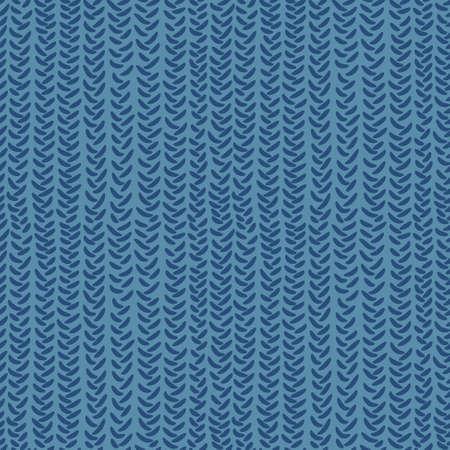 wickerwork: Abstract knitting seamless pattern