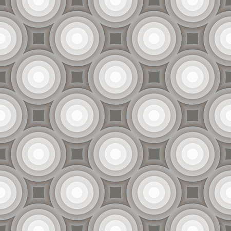 grey pattern: Circle gradient grey pattern background. Vector