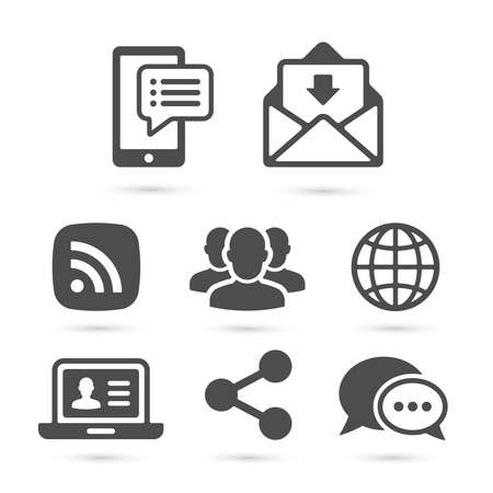 pinboard: Business finance icons isolated on white set 2. Vector illustration Illustration