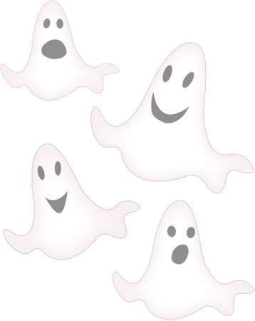 ghostly: ghosts