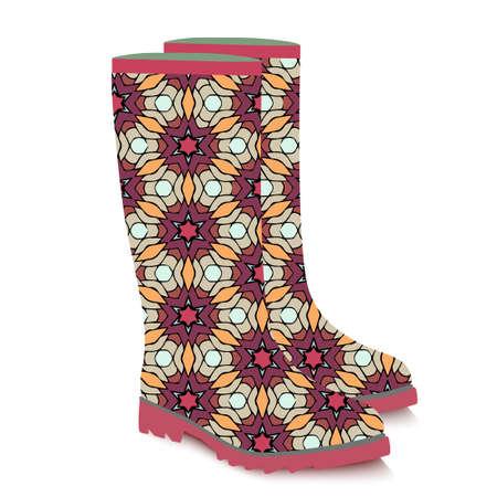 calzado de seguridad: botas de agua