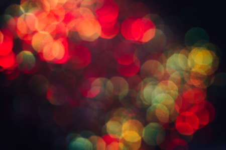 mistery: Abstract blurred light background, colorful halo. Glitter in bokeh. Christmas wallpaper decorations concept. New year holiday festive backdrop. Sparkle circle celebrations display.