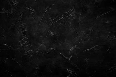 abstract smears and scratches on black background. distressed layer for photo editing. Stock Photo