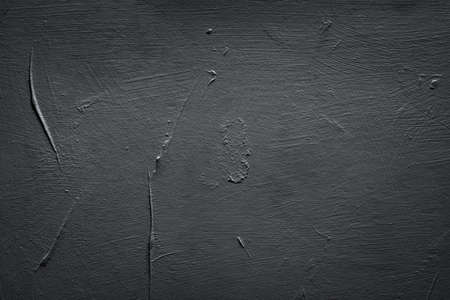 abstract grey textured background. distressed scratched board template for your message. empty space concept Stock fotó