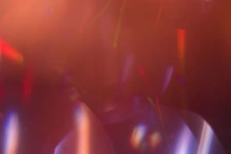 abstract lens flare background. defocused bokeh lights. blur christmas wallpaper decor. Фото со стока