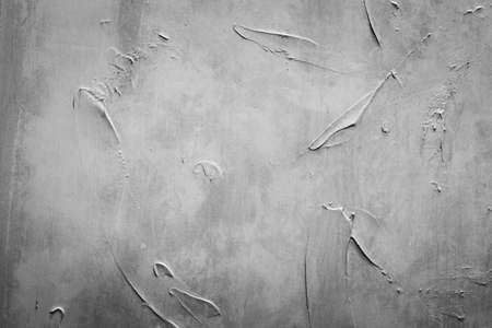 abstract grey textured background. distressed scratched chalkboard surface. copyspace concept