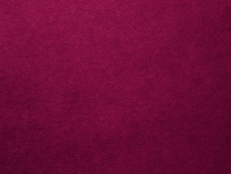 Plum purple felt texture abstract art background. Colored fabric fibers surface. Empty space. 写真素材