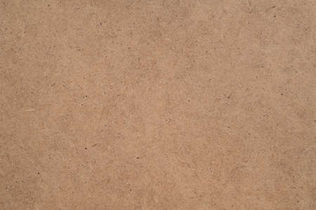 Construction material. Brown plywood texture abstract art background. Solid color LDF surface. Empty space. Zdjęcie Seryjne