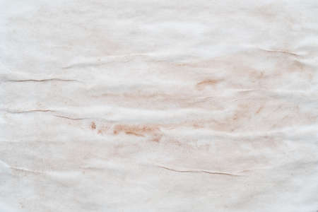 White and brown acrylic paint abstract art background. Colored textured paper surface. Stock fotó