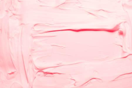 Pink foam texture abstract background. Plaster wall design. Mousse decorative pattern. Reklamní fotografie