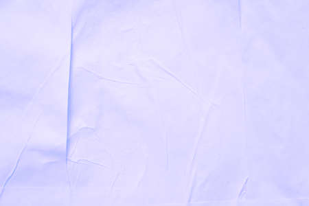 Steel blue wet paper. Wrinkled texture layers. Abstract art background. Copy space. Reklamní fotografie