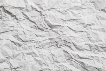 Blank gray crumpled paper. Rock pattern effect. Abstract art background. Copy space.