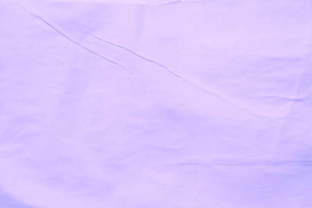 Purple colored wet paper. Wrinkled texture layers. Abstract art background. Copy space. 스톡 콘텐츠