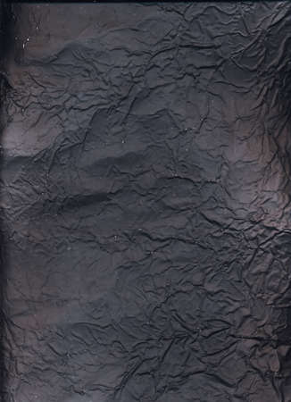 Dust scratches background. Wrinkled paper texture. Black distressed old film structure. 版權商用圖片