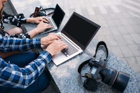 e-commerce advertisement internet search blog photography lifestyle concept