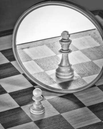 mirror chessboard