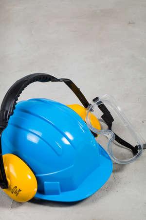 bruit: environnement de  chantier