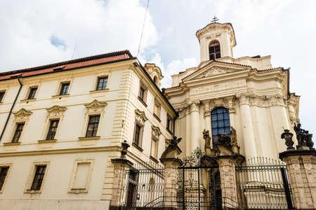 Orthodox Church of Saints Cyril and Methodius in Prague